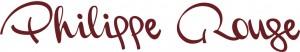 Copia di Logo Philippe Rouge ROSSO