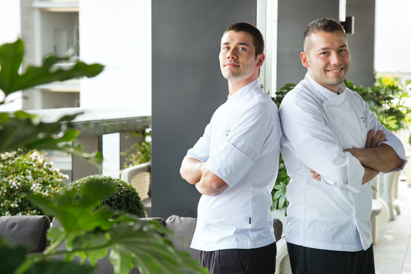 Chef Antonio e Vincenzo Lebano