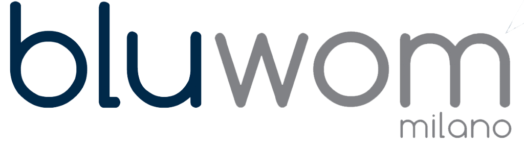 Blu Wom Milano_logo