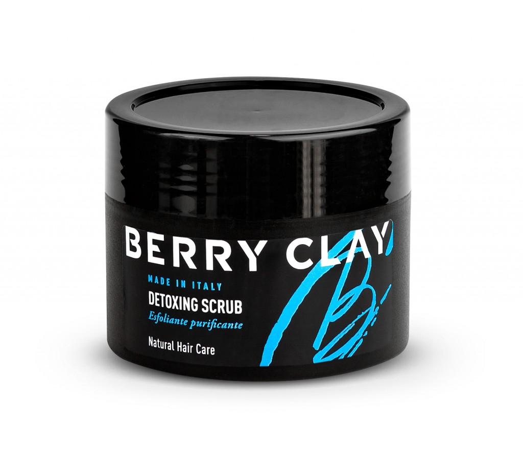 Berry Clay_Detoxing Scrub