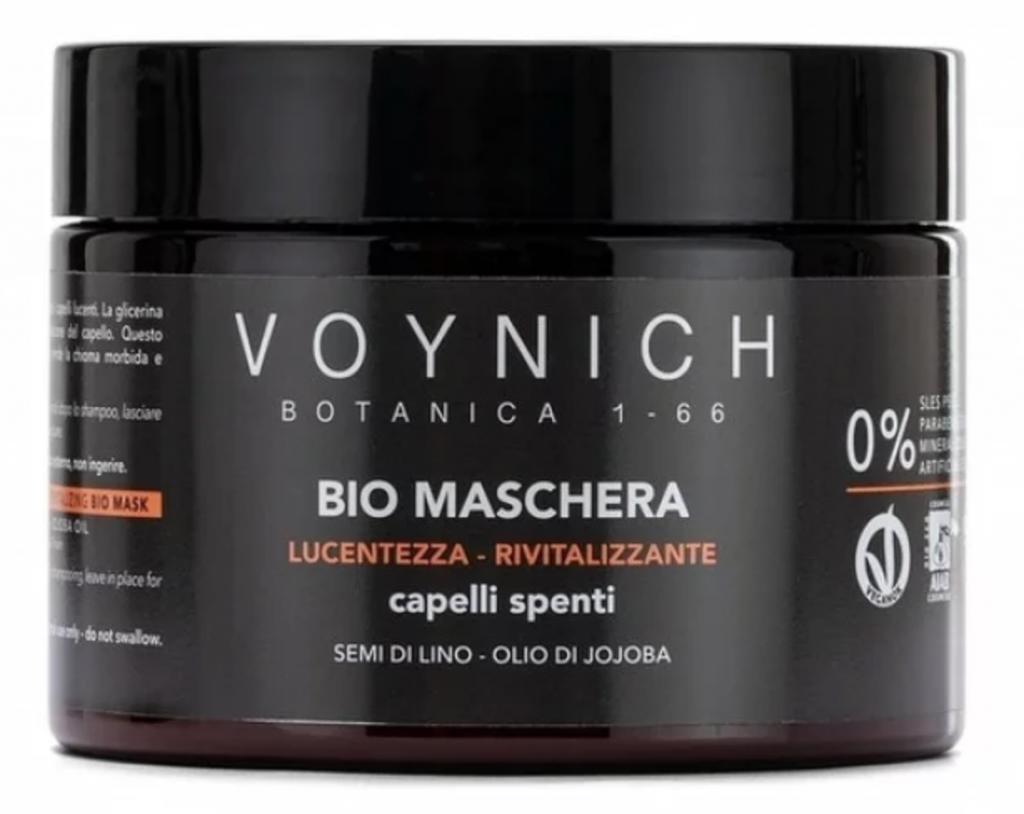 Voynich_Bio Maschera Lucentezza Rivitalizzante