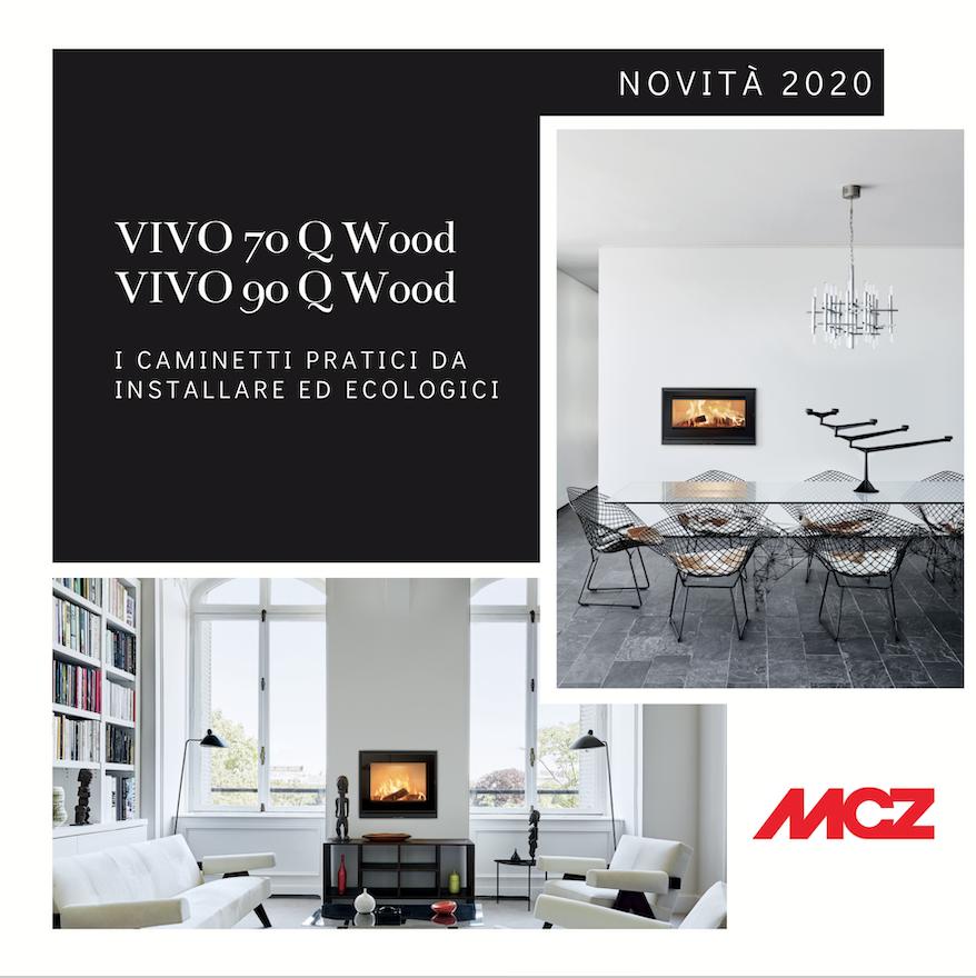MCZ Vivo Wood