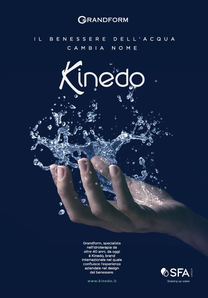Grandform diventa Kinedo