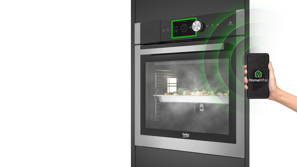 Beko 2020 HomeWhiz Oven Remote Control Function Feature Visual 90x90 mm Preview Master