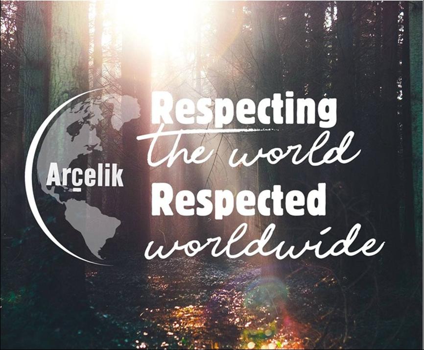 Beko_RespectingTheWorldRespectedWorldwide